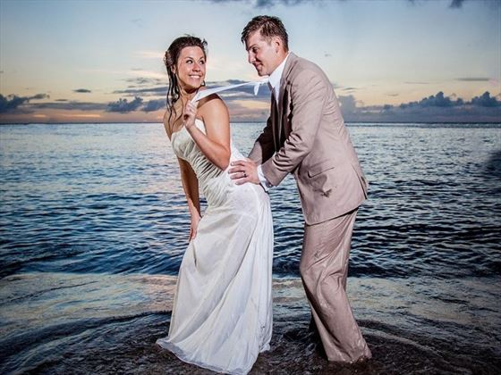 Weddings at Anse Chastanet