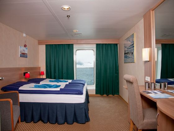 Category 4 cabin stateroom