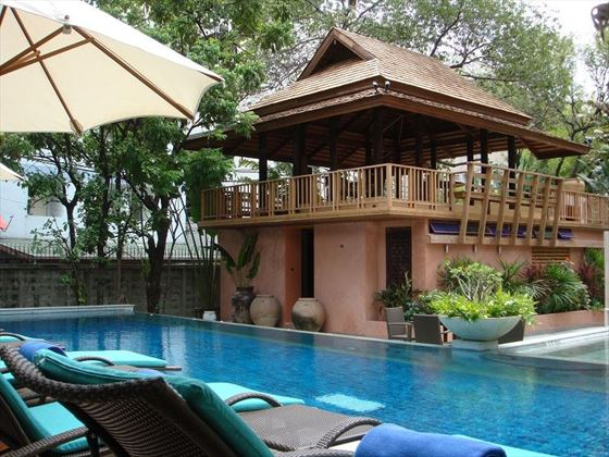 Ariyasom Villas main pool