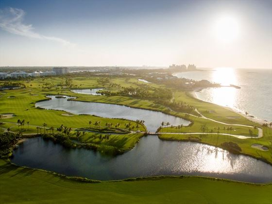 Atlantis Paradise Island, Ocean Club Golf Course
