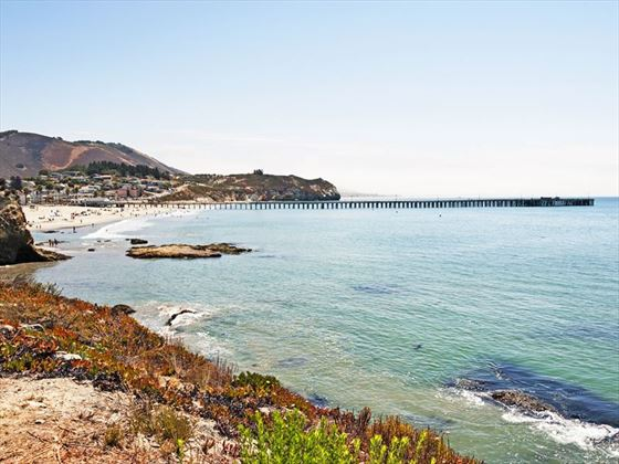 Avila Beach Pier, San Luis Obispo