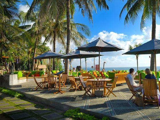Barong Patio at Bali Mandira