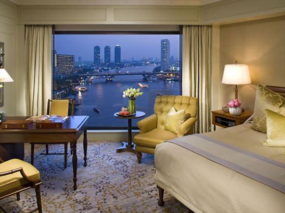 Deluxe Room, Mandarin Oriental, Bangkok