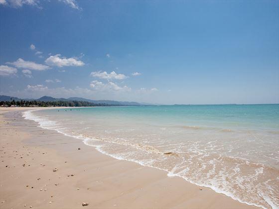 Bangsak Merlin beach