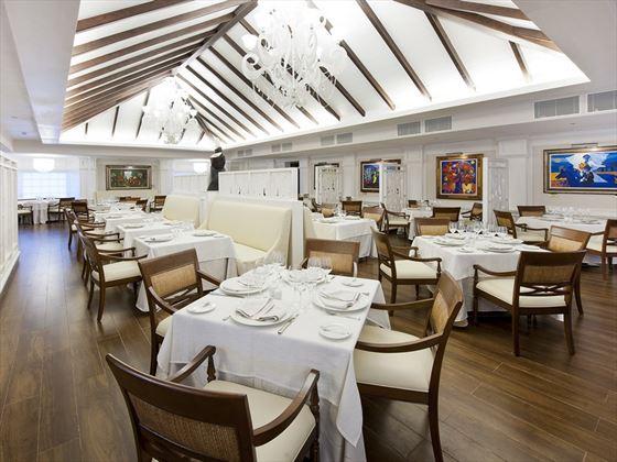 Barcelo Bavaro Beach Chez Gourmet restaurant