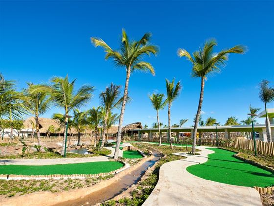 Bavaro golf course at Barcelo Bavaro Beach