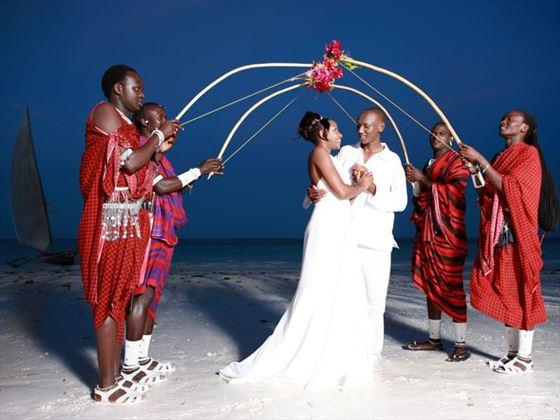 Wedding at Bluebay