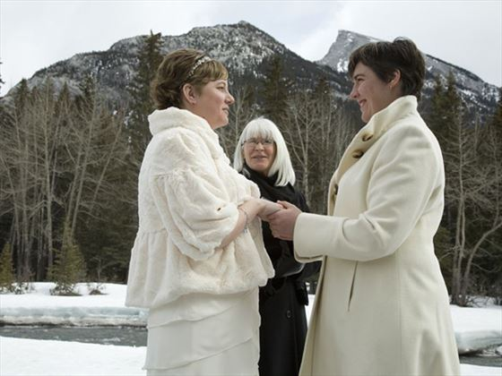 Civil Partnerships in Banff