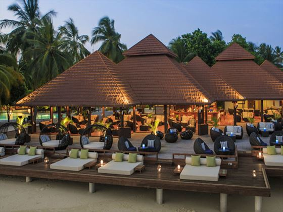 Beach Bar at Kurumba