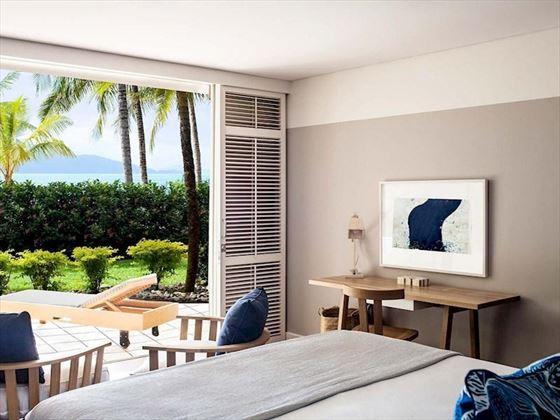 Beach Club Accommodation Interior