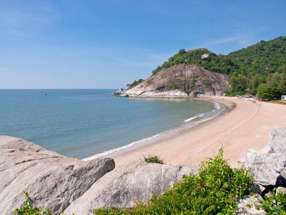Beach in Hua Hin