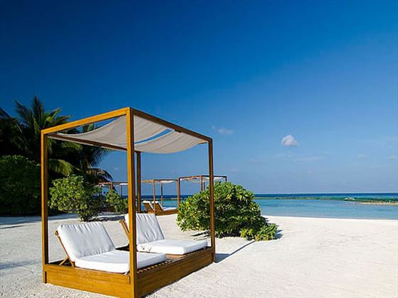Relax in style at the Lily Beach Resort & Spa, Maldives, on your luxury holiday