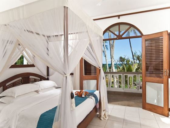 Bedroom at Lantana Galu Beach