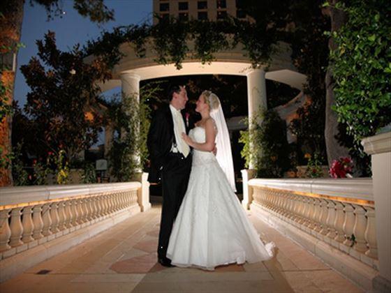 Bellissimo weddings at the Bellagio