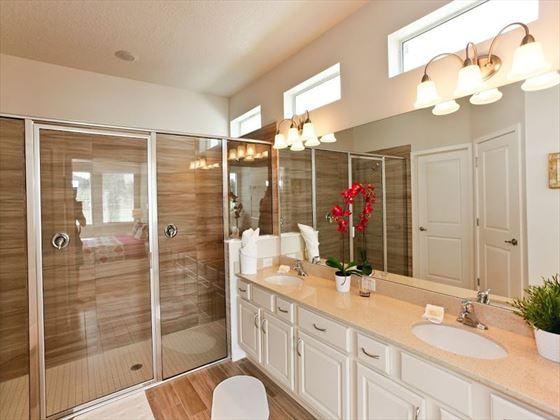 Bella Vida Resort Platinum Homes Bathroom