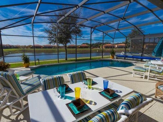 Bella Vida Villa private pool