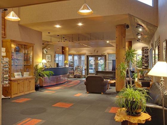 Best Western Tin Wis lobby