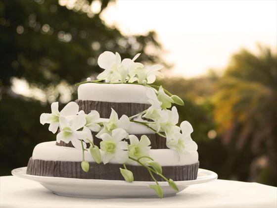 Your wedding cake