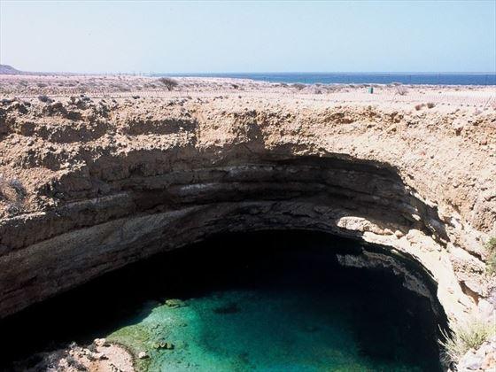 Bima Sink Hole