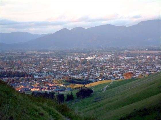 View of Blenheim