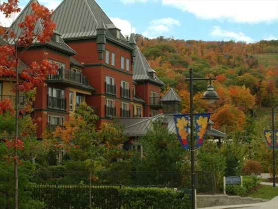 Blue Mountain Village, Blue Mountain Resort