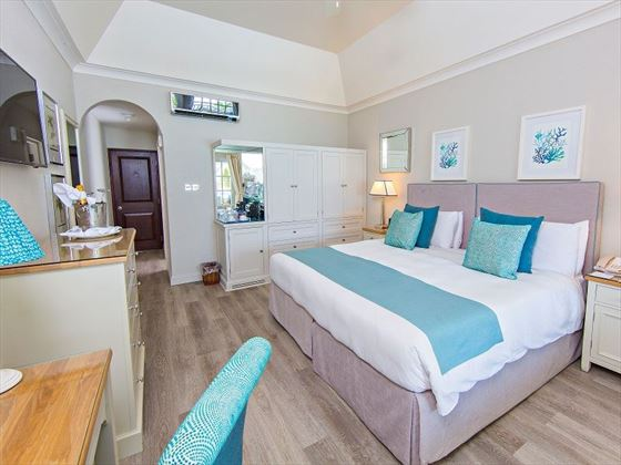 Newly refurbished Deluxe Room