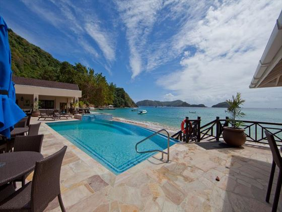 Blue Waters Inn Tobago Book Now With Tropical Sky