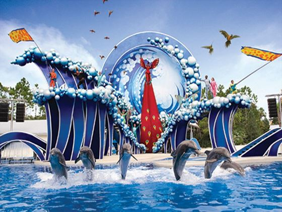 Blue Horizons at SeaWorld® Orlando