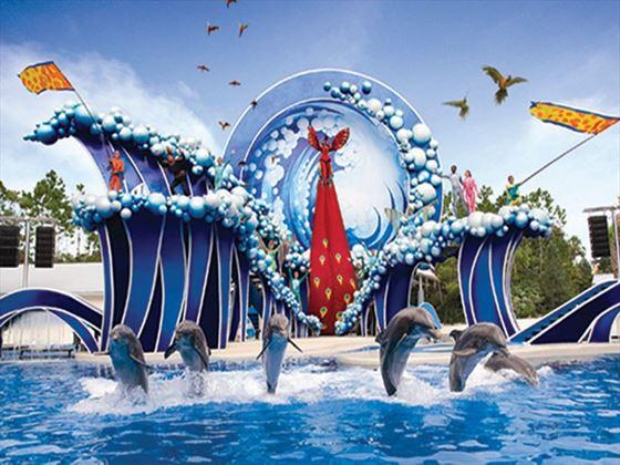 Blue Horizons at SeaWorld® Orlando