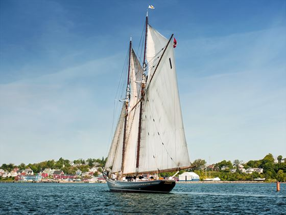 Bluenose II, Nova Scotia