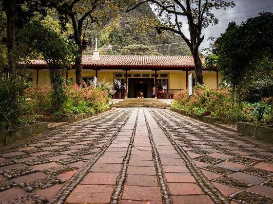 Bogota Botanical Gardens
