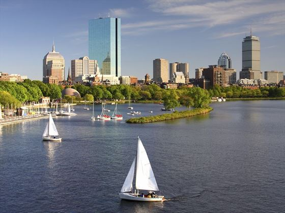 Boston's Charles River