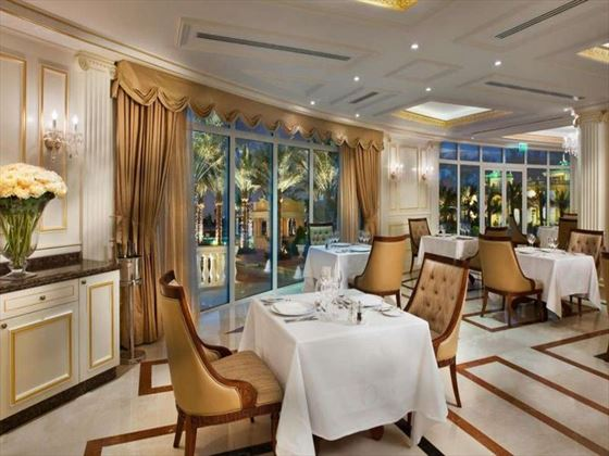 Brunello restaurant at Kempinski Hotel & Residence Palm Jumeirah