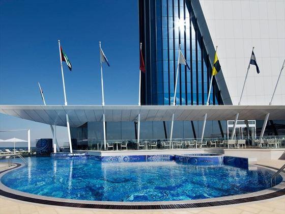 Burj Al Arab Jumeirah pool