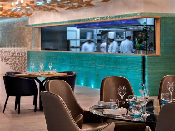 Burj Al Arab Jumeirah Scape Restaurant & Bar