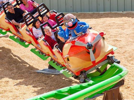 Seasame Street at Busch Gardens® Tampa Bay