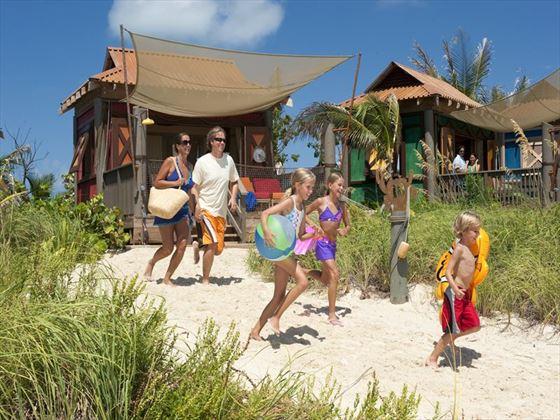 Cabana at Castaway Cay