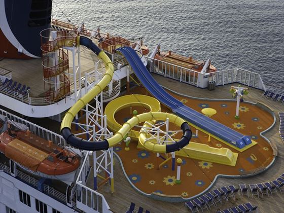 Enjoy Fun Days at sea with Carnival