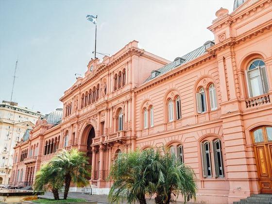Casa Rosada Palace, Buenos Aires