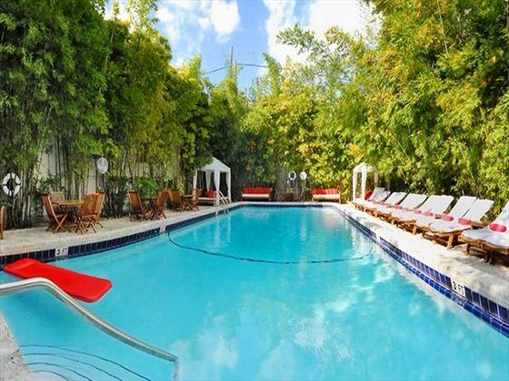 Pool at Catalina Hotel & Beach Club