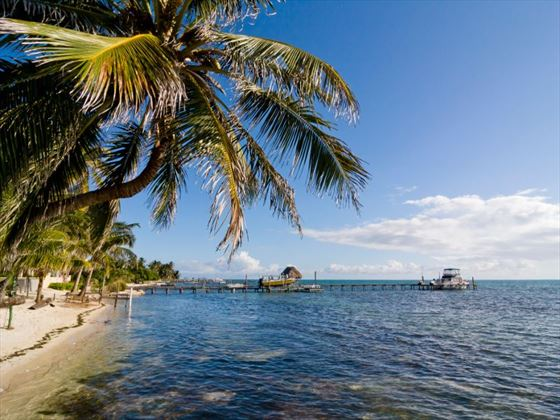 Belize Explorer Belize Book Now With Tropical Sky