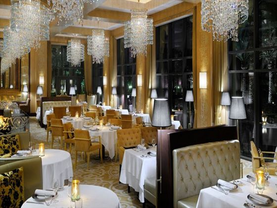 Celebrities Restaurant at One&Only Royal Mirage The Palace