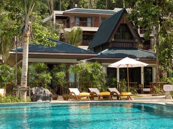 One Bedroom Beachfront Villa at Centara Grand Beach Resort, Krabi