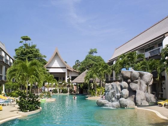 Centara Kata Resort pool