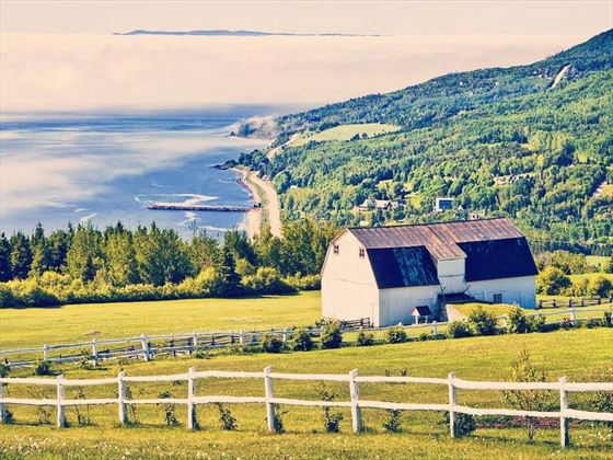 Charlevoix region of Quebec