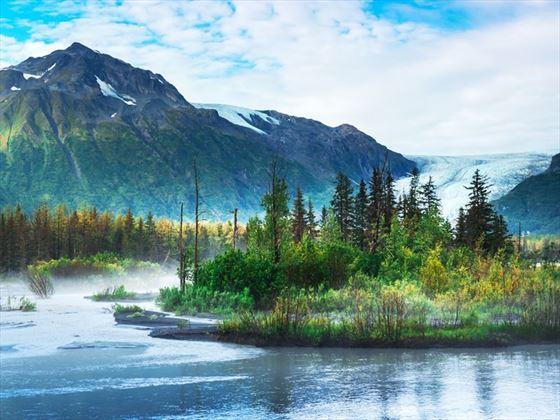 Chugach Forest, Kenai Peninsula, Alaska