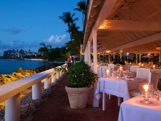 Cobblers Cove, Camelot Restaurant