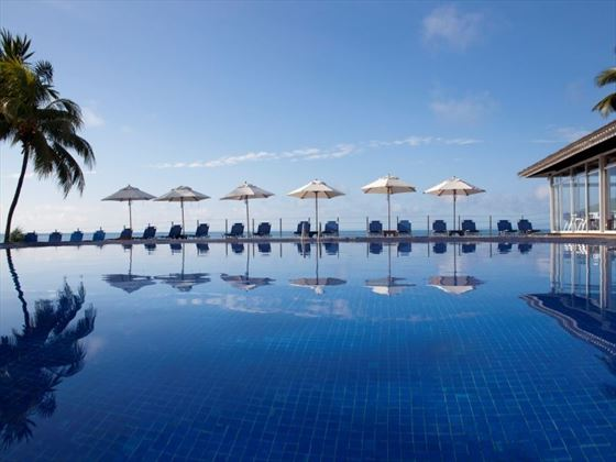 Coco de Mer Main Pool