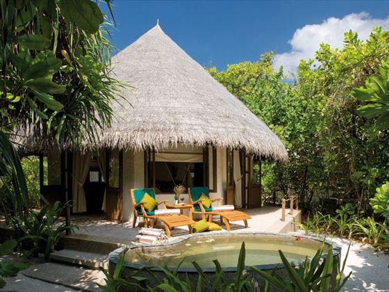 Coco Palm Dhuni Kolhu, Deluxe Villa
