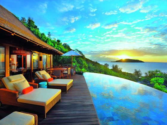 Constance Eph 233 Lia Resort Mahe Book Now With Tropical Sky